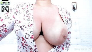 hot girlfriend with big breasts