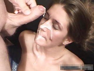 Sluts bath Beautiful escort slut baths herself in piss after bukkake