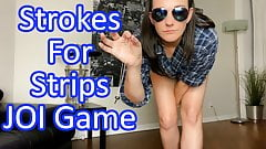 Clara Dee - Chastity Games 5 - Strokes for Strips