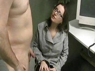 Milf handjobs facials Office jerk with cumblast