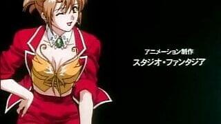 Agent Aika #4 OVA anime (1997)