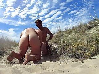 Public fuck milf Beach fuck slut