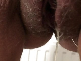Mature dripping pussy Morning dew dripping pussy