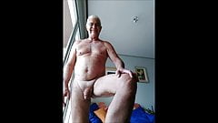 grandpa home nudist