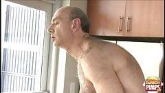 bald daddy fuck boy