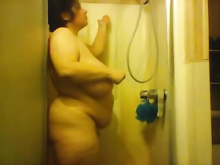 Solo bbw video Another solo bbw shower video