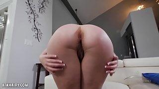 Elektra Rose Vibrator Masturbation