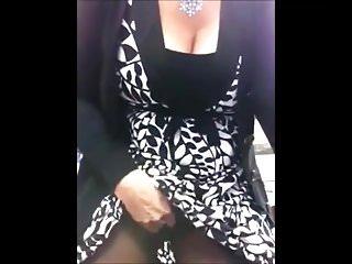 Quick cum at the office