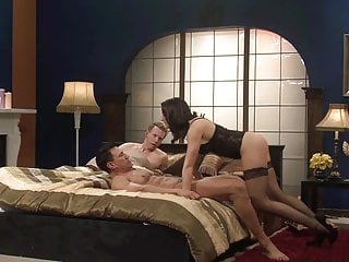 Chanelle big brother sex video - Chanel preston cums hard as she gets a deep dicking double p