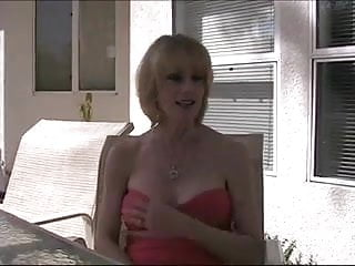 Tube8 milf pov Milf pov 100 super-duper blonde mom in the backyard