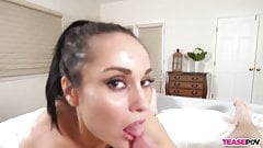 Sucking on my Cockhead - Crystal Rush TeasePOV