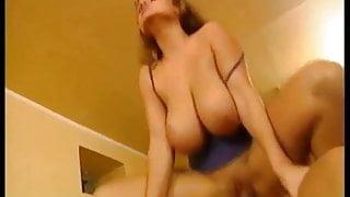 Busty Cassandra from Slovenia
