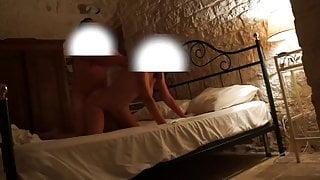 HOT MILF hotel sex