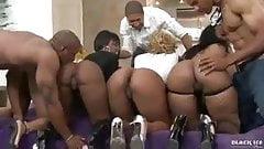 Amazing orgy