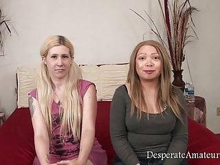 Ftv amy lesbian Casting ami and luna desperate amateurs