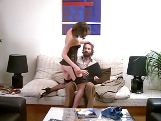 Vintage cute porn Hairy bush desiree cousteau is so damn cute