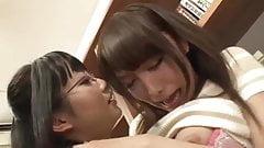 Teenage Japanese Slut Seduces Her MILF Teacher....