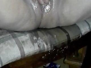 Mexican sex girls Squirt con un pepino