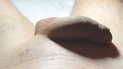Brazilian Wax for a Big Floppy Dick     Part 5 Finish + Oil