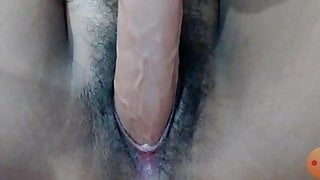 Indian Sonali – hairy pussy fuck