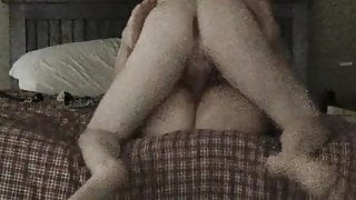 Cheating Tinder Mature Begs for Cum