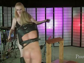 Painful forced stripping punish femdom tube Ironys house of pain - the punishment of trisha