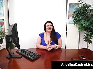 New age sex therapist - Bbw sex therapist angelina castro face fucks a cock