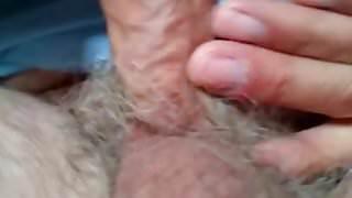 Uncut Grandpa Gets Sucked