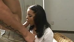 STACEY SWEET CAUGHT SMOKING BY TEACHER