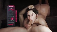 Compilation of Slutty 3D Heroes Fucks in Threesome
