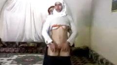 hijab white girl loving