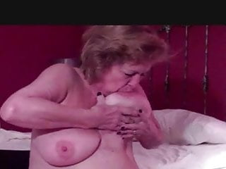 Chubby huge tit mature Huge tit mature gets throat fucked and creamed