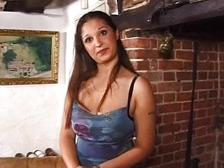 Plump anal sex - Plump housewife fucked threesome