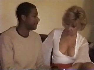 Mature interracial busty - Busty mature anal interracial