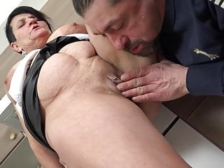 Largest breasts norma Vom pfleger gefickt -granny norma