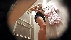 hidden cam, Girls in dressing room 47