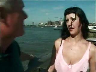 Free violet fuck videos British slut violet storm gets fucked in the garden