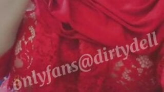 Melayu tudung merah ghairah