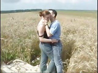Danish fucking in the field Mature martha fucks in the field