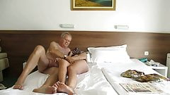 jerking together very hot