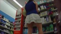 Upskirt Southern Sexy Legs