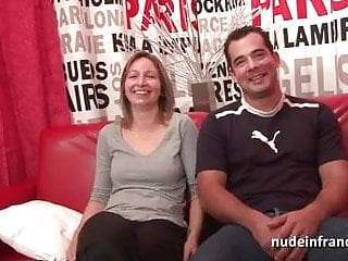 Couple recorded having sex in traffic - Amateur french couple having sex in front of our camera