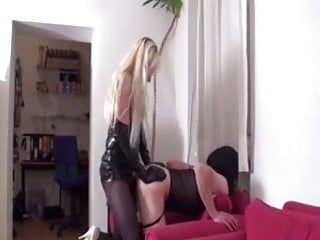 Mature pro mistress domination uk Pro mistress and her strapon