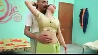 Indian newly married wife, hot sex, romantic scene