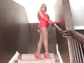 Hot latex women - Red hot latex.