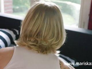 Rachel roxx anal video - Mariskax busty blonde rachelle takes a cock up her ass