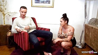 Older Step Sister Kimmie Seduce Big Dick Brother to Fuck