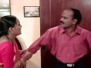 Mature wife orgy videos - Satin saree