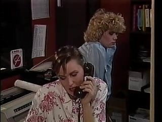 Busty office girls fuc - Office girls 1989