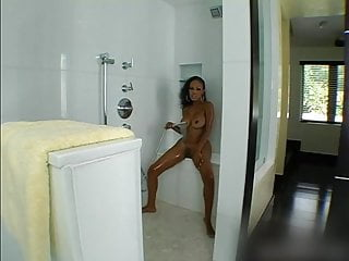 Sexy and hot lingerie Lacey duvalle sexy in the shower and hot lingerie